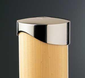 Best Fusion Chrome End Cap Handrail Fittings Chrome Handrail 400 x 300