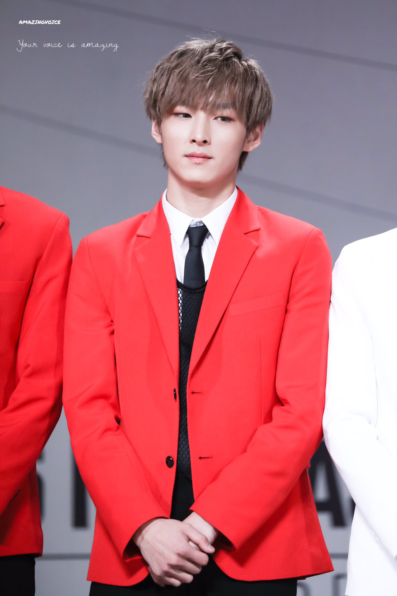161202 MAMA RED CARPET SF9 朱豪 zuho 주호 SF9official