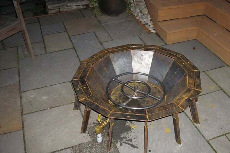 natural gas fire pit diy fire pits pinterest natural gas fire pit gas fire pits and gas fires - Gas Fire Pit Kit
