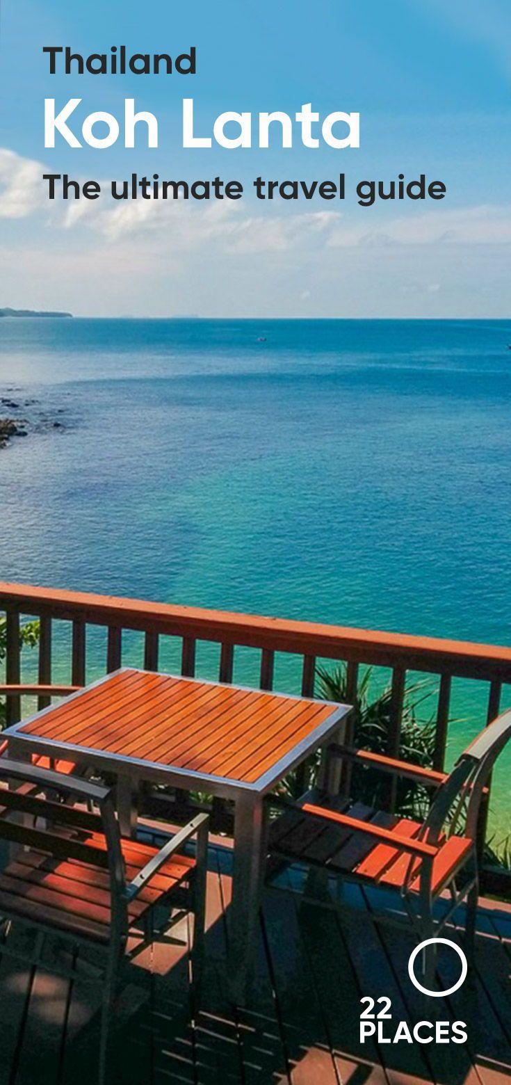 Koh Lanta beaches most beautiful beaches & best area to