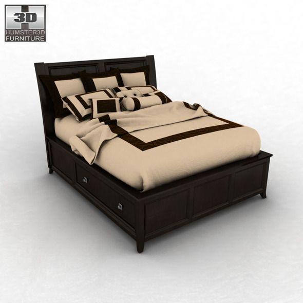 Ashley Martini Suite Storage Bedroom Set #Suite, #Martini ...