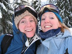 Silly Sisters #whistler