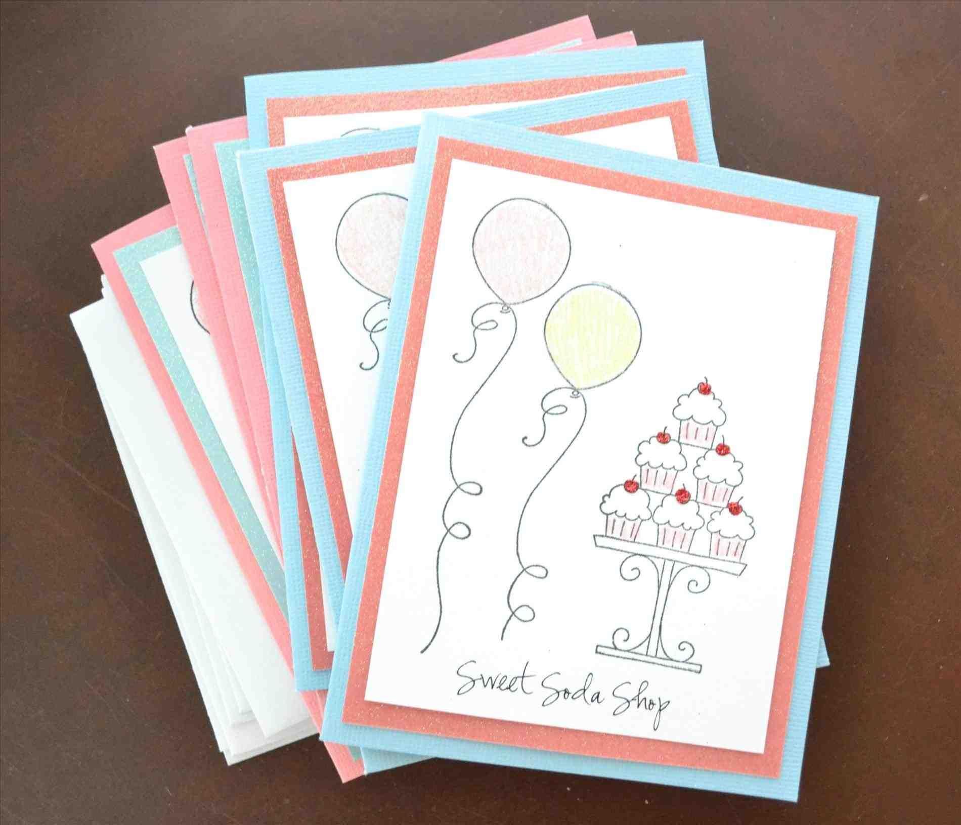 homemade birthday invitations templates
