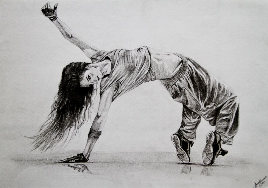 Breakdance by ~SkyFirestalker on deviantART | Dance ...