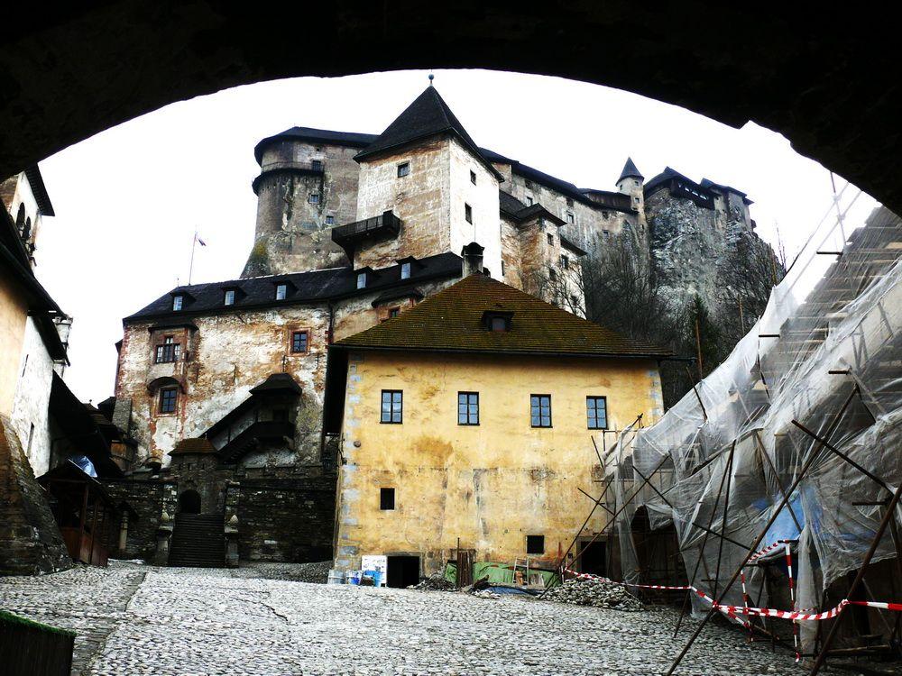 Orava Castle, SR