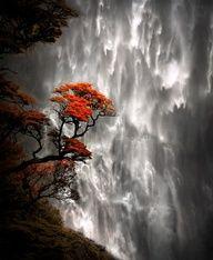 Waterfall.. Beautiful ...