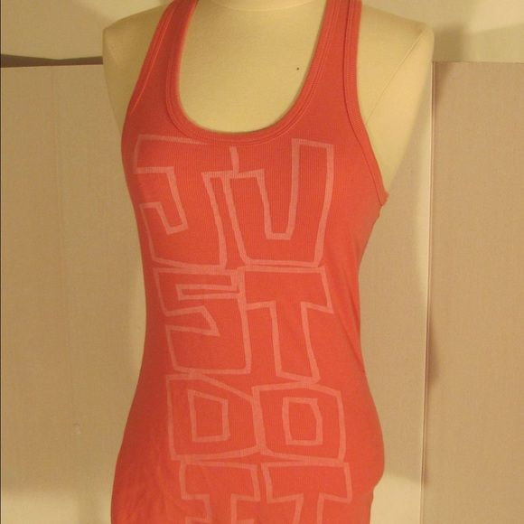 Nike Tank Top Just Do It Excellent Condition Nike Tops Tank Tops