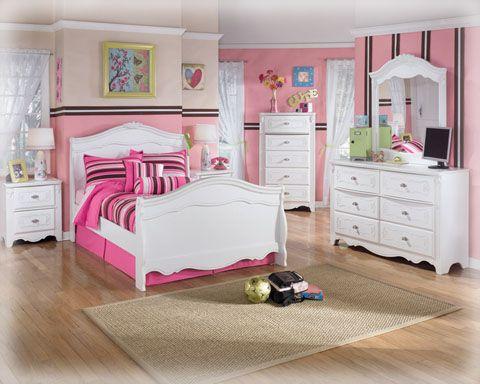 Fresh Child's Bedroom Set Concept