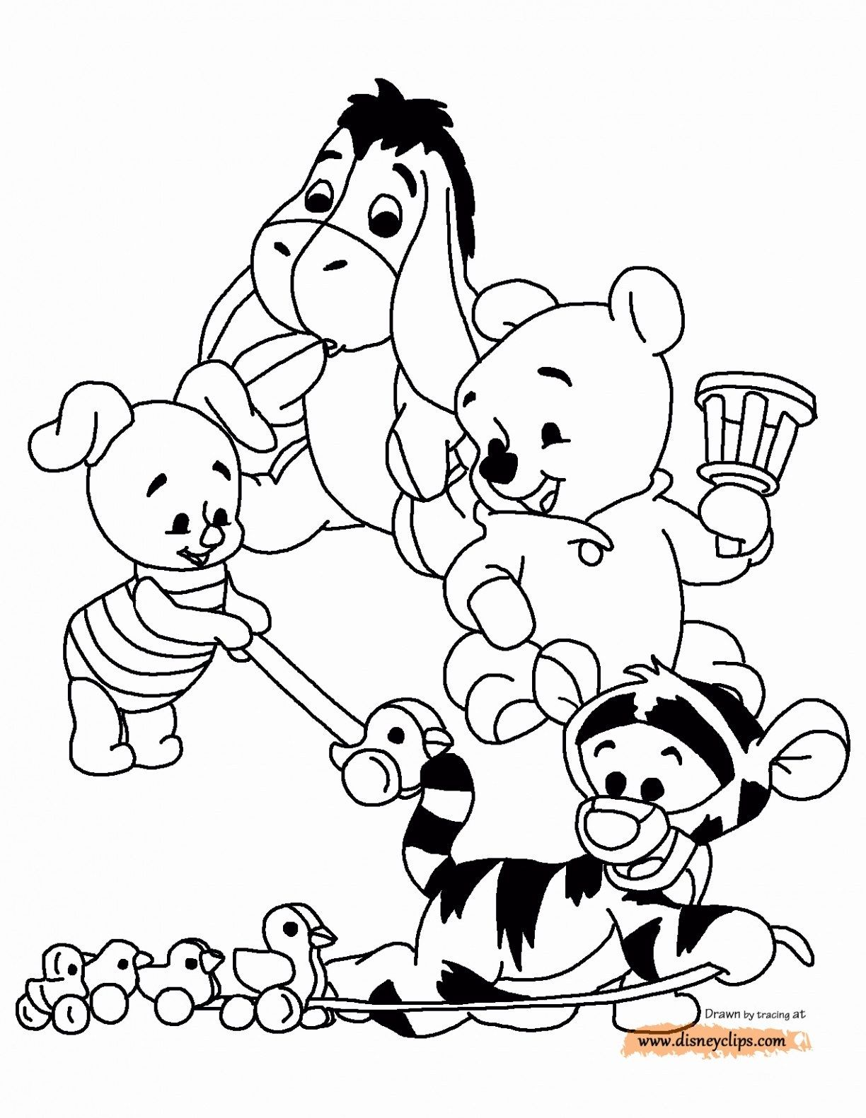 Inspiration Photo Of Tigger Coloring Pages Davemelillo Com Baby Coloring Pages Disney Coloring Pages Cute Winnie The Pooh
