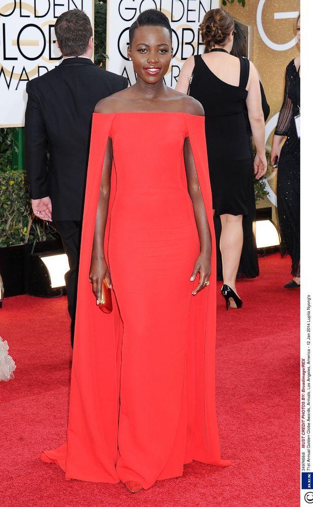 Ralph Lauren | Style - Fancy | Pinterest | Lupita nyongo, Red carpet ...