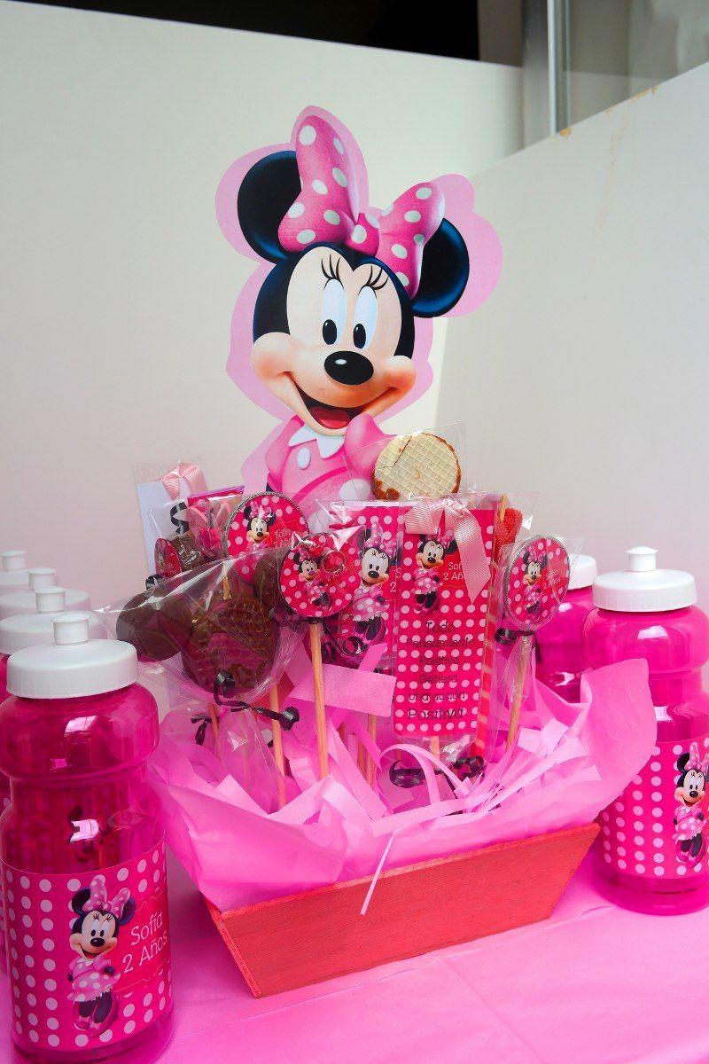 b7e5701e0 Minnie Mouse Centro De Mesa Dulces Y Detalles!! - $ 200.00 en MercadoLibre