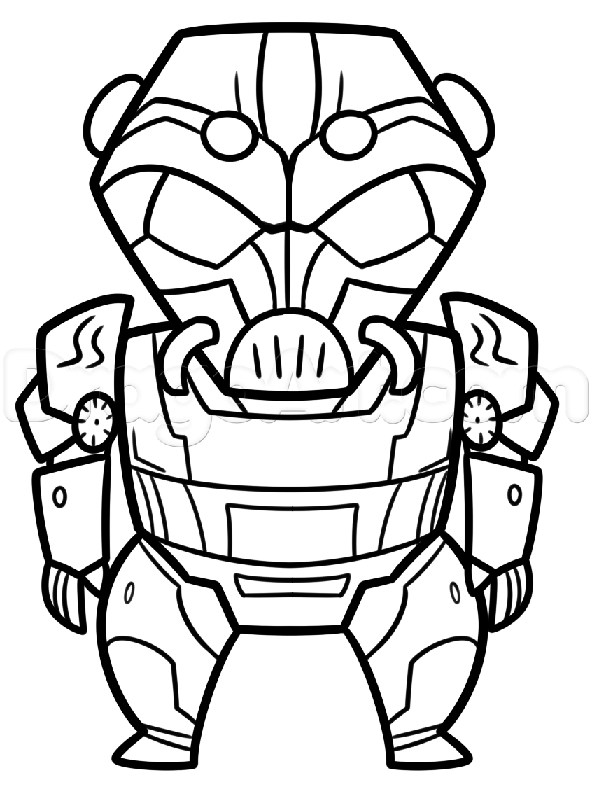 how to draw power armor fallout 4 sketch coloring page