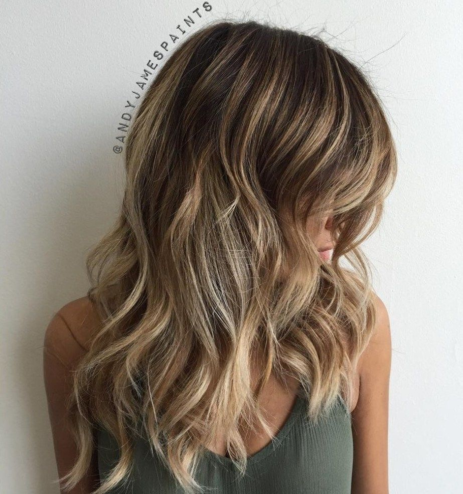 60 Most Magnetizing Hairstyles For Thick Wavy Hair Long Wavy Haircuts Long Hair Styles Wavy Haircuts