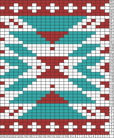 Tricksy knitter charts aztec motif by chocochick345 beading tricksy knitter charts aztec motif by chocochick345 dt1010fo