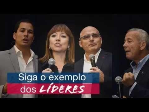 Motivacional Seminario de Liderazgo Portugués