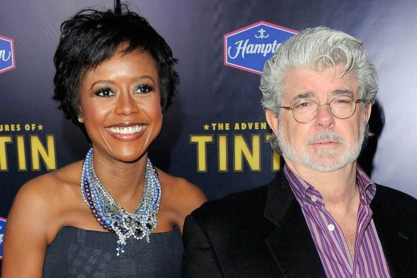 Wedding Bells For George Lucas And Mellody Hobson Wedding Bells George Lucas Wedding