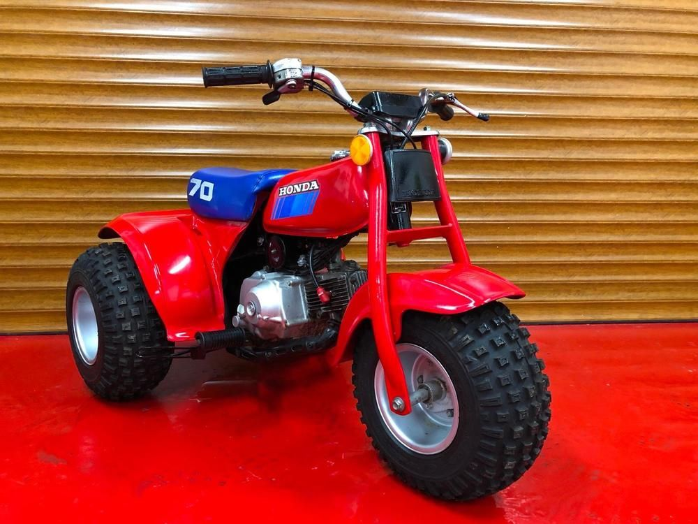 Honda Atc 70 Simply Lovley Rare Classic Bike 2495 Px Suzuki Lt50 Quad Classic Bikes Atc Honda