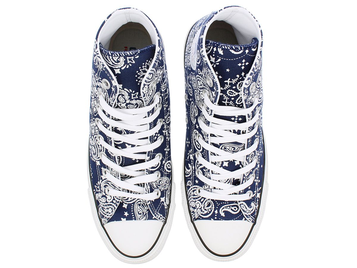 48f17a10306be8 LOWTEX BIG-SMALL SHOP  CONVERSE ALL STAR 100 BANDANA HI Converse all-stars