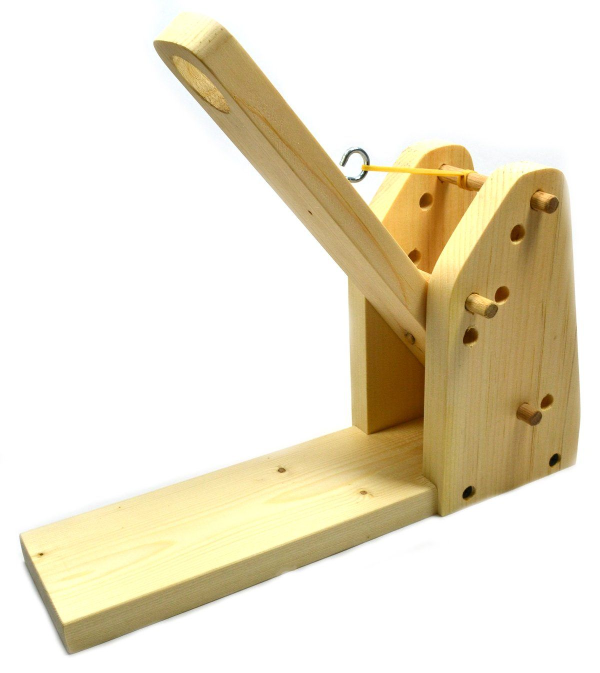 Eisco Garage Physics Catapult Kit | Catapult, Physics, Diy ...