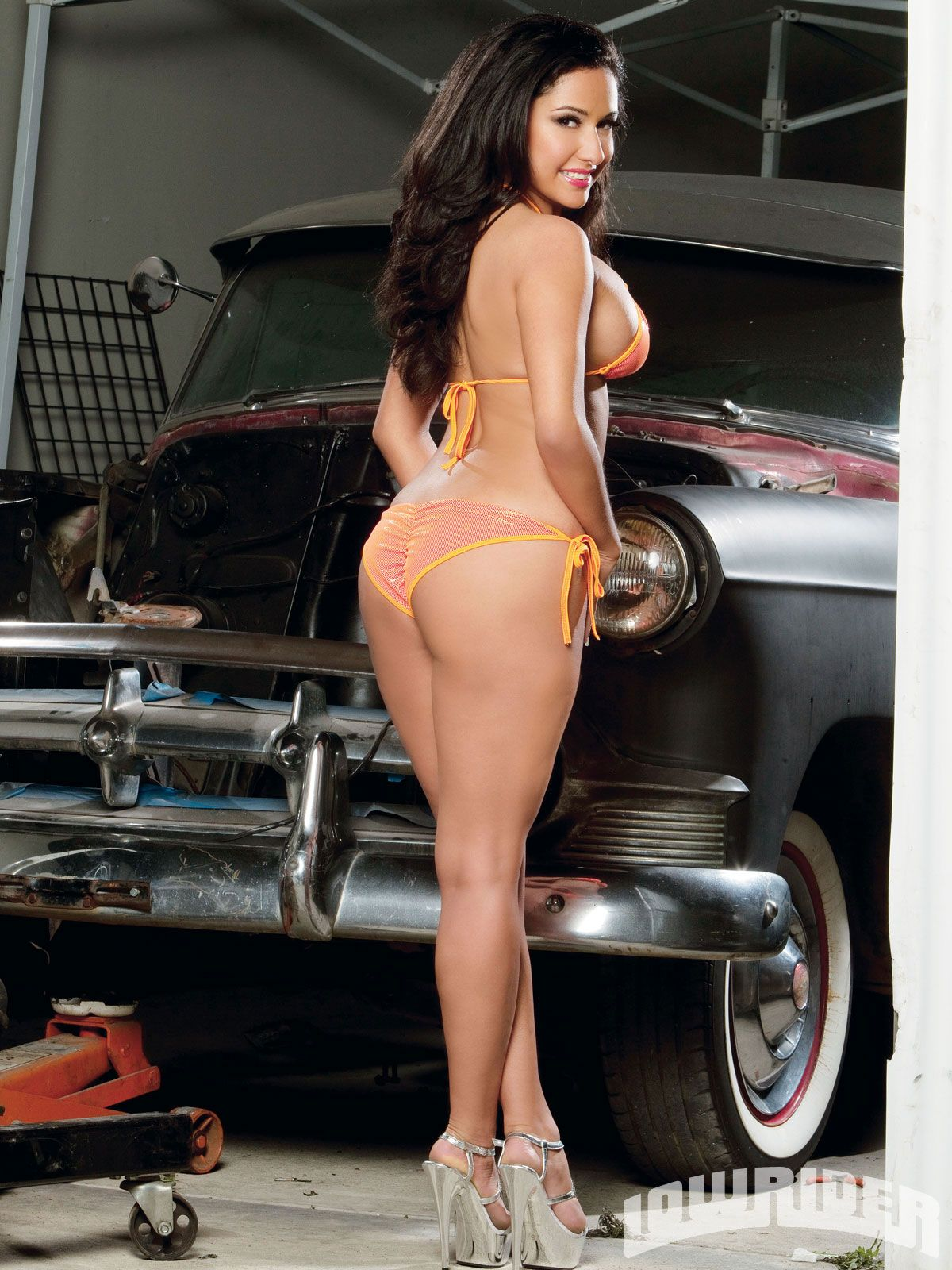 Girls beerfest lowrider models who are in porn young