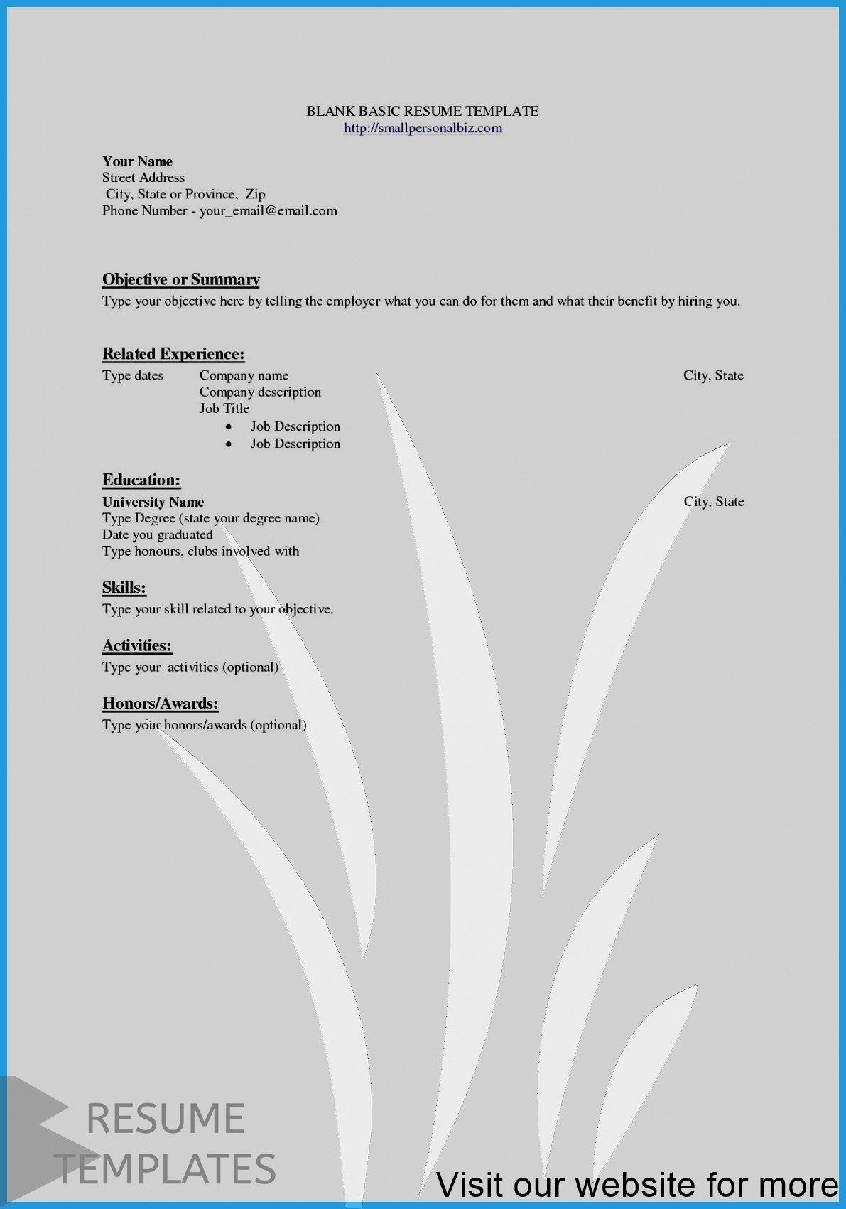 Best Free Resume Builder 2019 In 2020 Resume Template Free Resume Cover Letter Examples Resume Builder