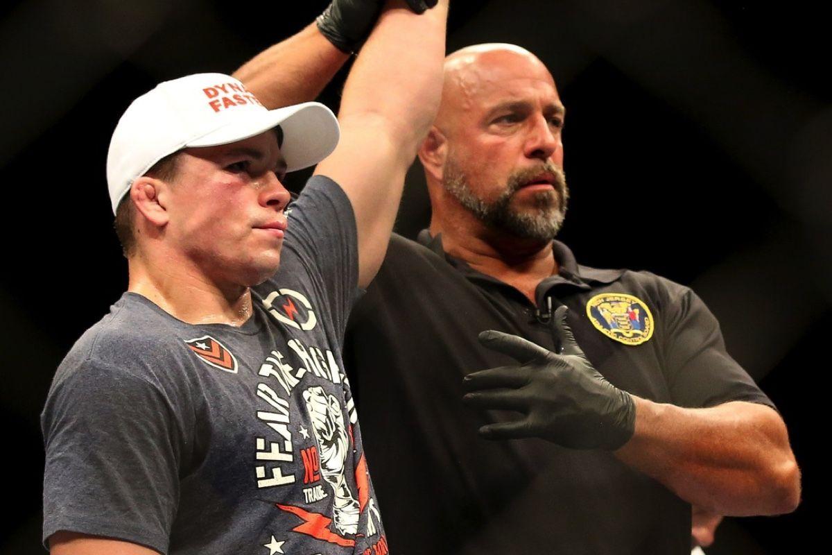 Rick Story Returns With Hard-Fought Win Over Tarec Saffiedine - http://www.lowkickmma.com/UFC/tarec-saffiedine-vs-rick-story/