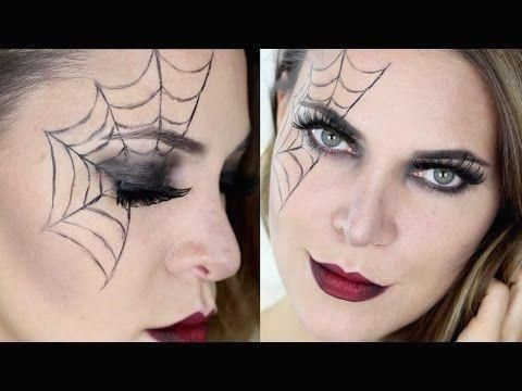 Witch Make Up – Witch Face Makeup for Halloween / Instructions & Template – Yo …