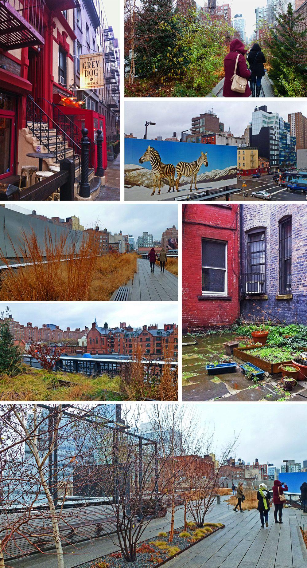 NYC for the Holiday Season – Part I