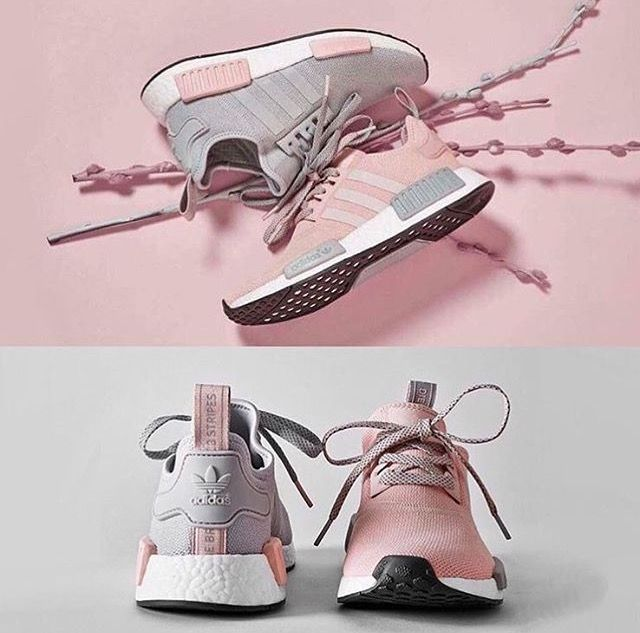 adidas nmd grise rose