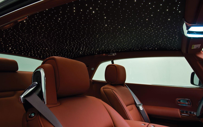 Rolls Royce Phantom Roof Lights. Dream Cars Rolls