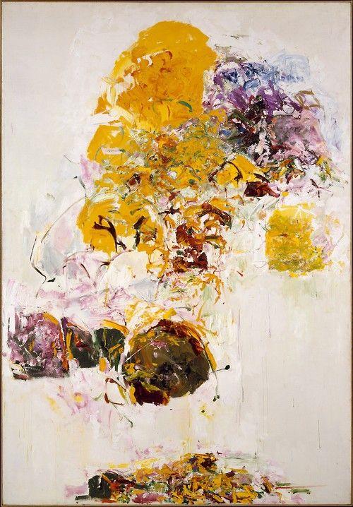 umfress joan mitchell sunflowers oil on canvas 1969 the fine