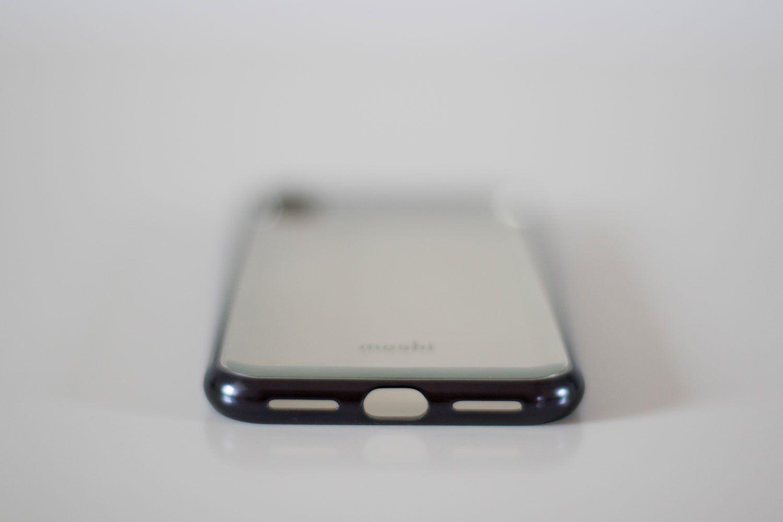 coque iphone x moshi vitros