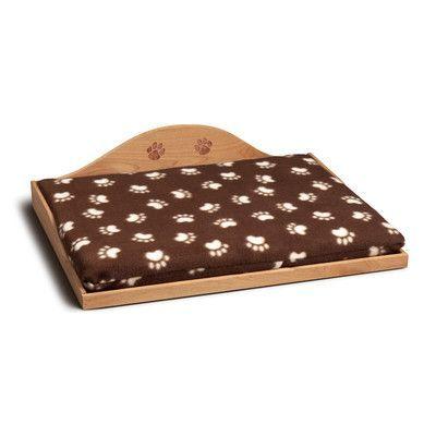 Woodlore Cedar Pet Bed Color: