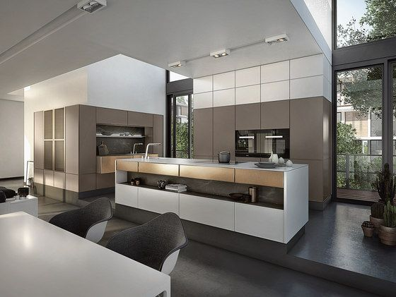Fitted kitchens kitchen systems siematic se 3003 r for Programa para disenar cocinas integrales en linea