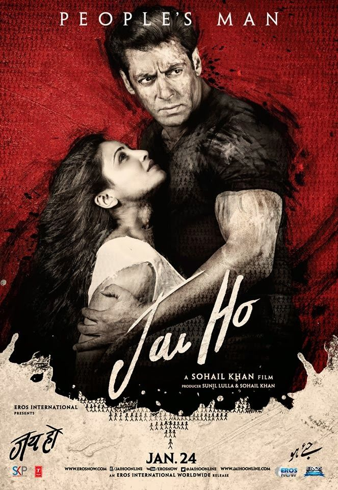 Produced And Directed By Sohail Khan Jai Ho Is A Hindi Action Drama Movie Starring Salman Khan And New Face Dai Upcoming Movies Full Movies Full Movies Online