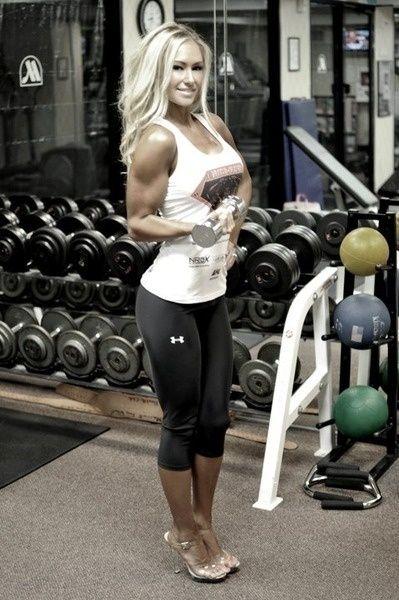 Pin Di Female Fitness Model Diet