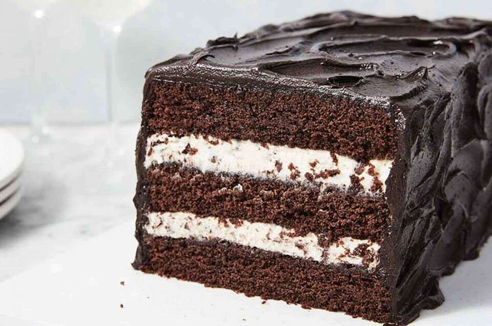 Made In America Italy S Favorite Cake Gets A Chocolate Makeover King Arthur Baking Ok I M About To Confess A Deep Dark In 2020 Chocolate Loaf Cake Cake Desserts