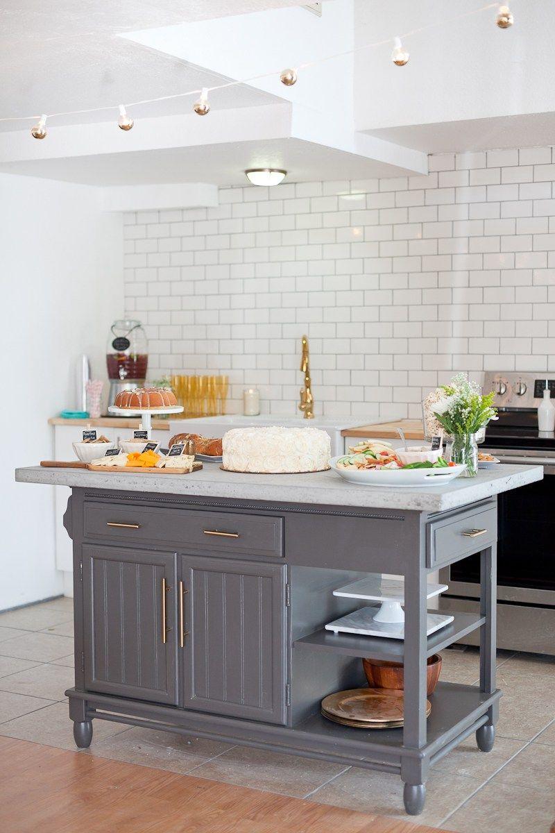 a modern diy kitchen island makeover on a budget kitchen island makeover diy kitchen island on kitchen island ideas diy id=56189