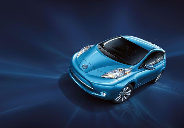 Nissan CEO talks about 249Mile range of Nissan LEAF