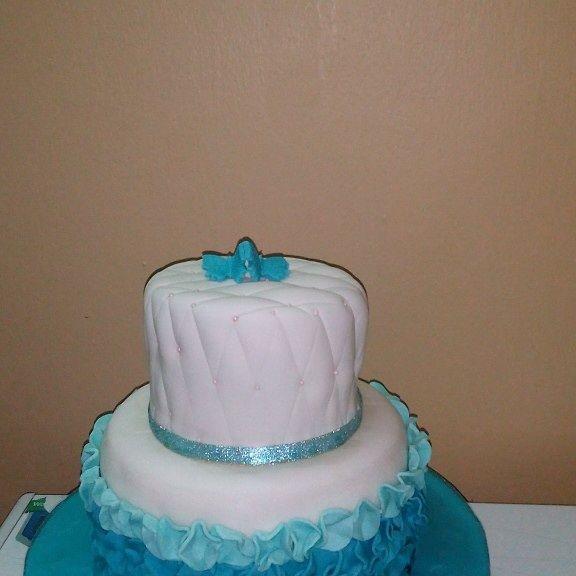 creamy cravings: Not A wedding Cake