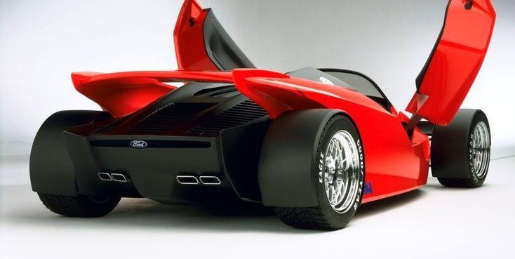 Hier ist Ihre Chance, eines der coolsten Konzepte von Ford zu besitzen  - Cars amp Motorcycles -