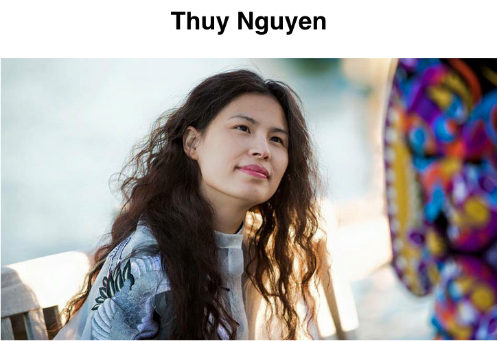 Fashion Designer And Painter Thuy Nguyen Was Born And Raised In The Capital Hanoi With 5 Y International Fashion Fashion Week 2015 Long Hair Styles