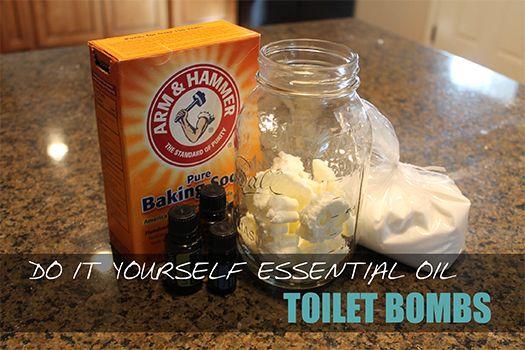 diy toilet bowl cleaner  diy essential oils toilet bombs