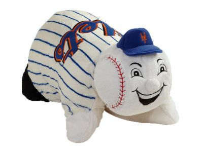 baseball cap met lange klep foto pillow pet