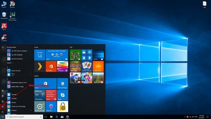 How To Change Background On Windows 10 Customized Windows Windows 10 Windows