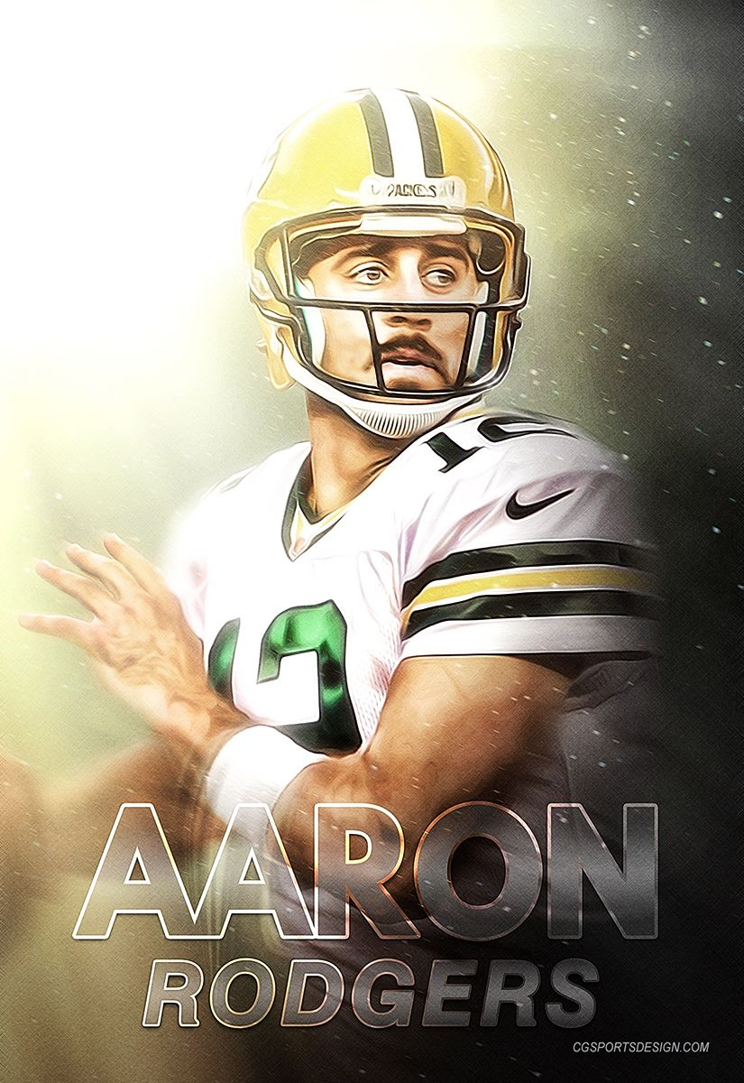 Aaron Rodgers Green Bay Packers Green Bay Packers Crafts Green Bay Packers Clothing Green Bay Packers Players