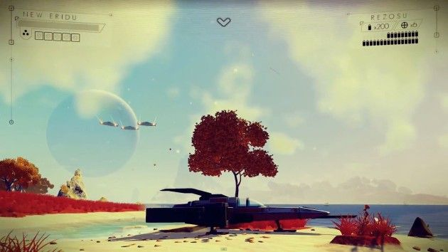 Video In No Man's Sky, you can talk to aliens No man's