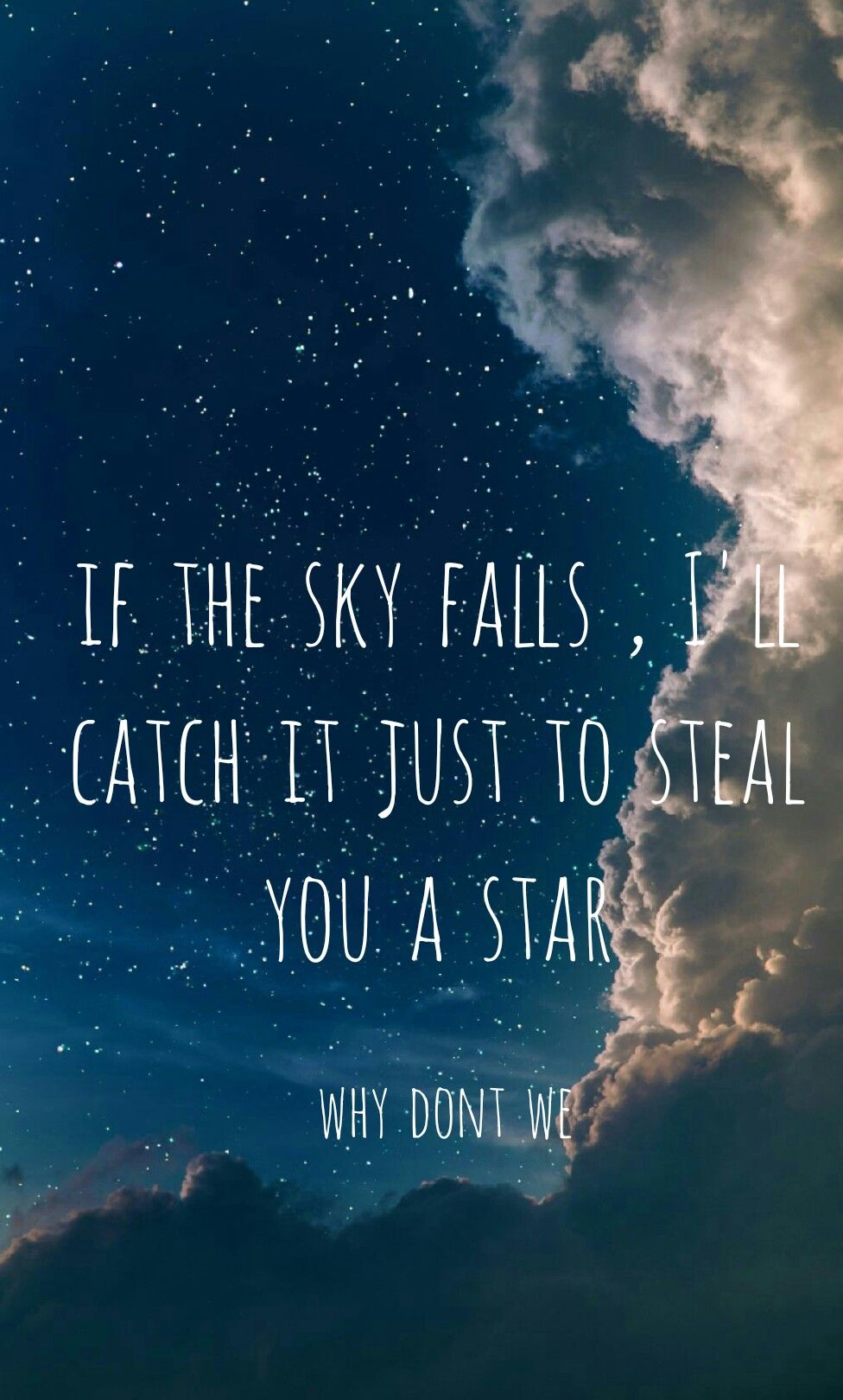 Why Dont We Wallpaper Samsung Wallpaper Lyrics From Why