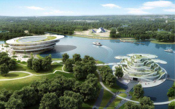 Proyecto para un parque ciclista - Noticias de Arquitectura - Buscador de Arquitectura