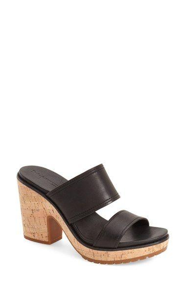 Timberland 'Roslyn' Platform Sandal (Women)